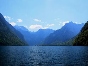Koenigssee Lake Alpes Mountains Bavaria 4 by Grab My Art