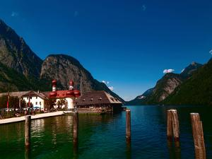 Koenigssee Lake Alpes Mountains Bavaria 5 by Grab My Art