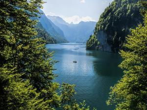 Koenigssee Lake Alpes Mountains Bavaria 6 by Grab My Art