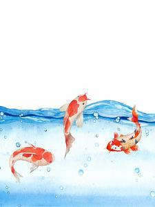 Koi Fish by Grab My Art