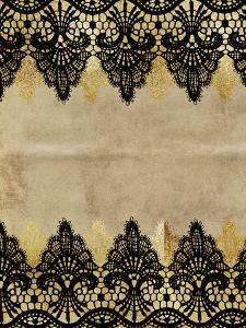 Lace Black Boheme 2 by Grab My Art