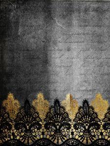Lace Black Boheme 5 by Grab My Art