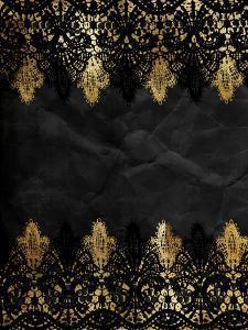 Lace Black Boheme 6 by Grab My Art