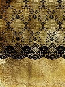 Lace Black Boheme 7 by Grab My Art