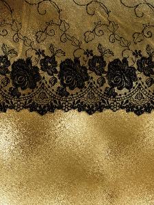 Lace Black Boheme by Grab My Art
