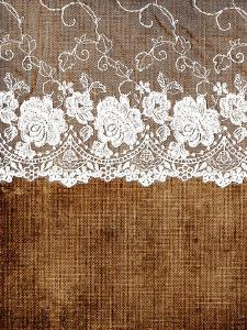 Lace Boheme Elegance 3 by Grab My Art