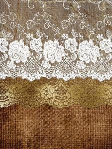 Lace Boheme Elegance by Grab My Art