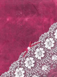 Lace Pink Boheme Elegance 2 by Grab My Art