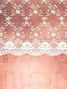 Lace Pink Boheme Elegance 3 by Grab My Art