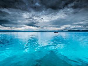 Lake Mystic Water Landscape by Grab My Art