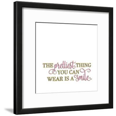 Motivation Glitter Gold Quote - Square