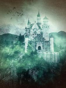Neuschwanstein Castle-Germany by Grab My Art