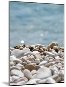 Pebbles On Beach by Grab My Art