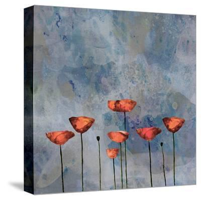 Poppy Flower Meadow Square by Grab My Art