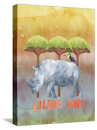 Rhinoceros Africa Animal