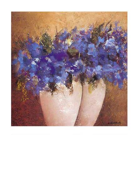 Grace III-Anouska Vaskebova-Art Print