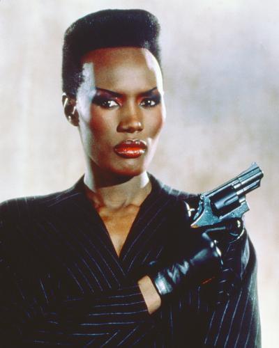 Grace Jones, A View to a Kill (1985)--Photo