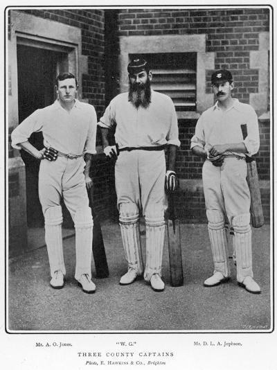 Grace, Jones and Jephson--Photographic Print