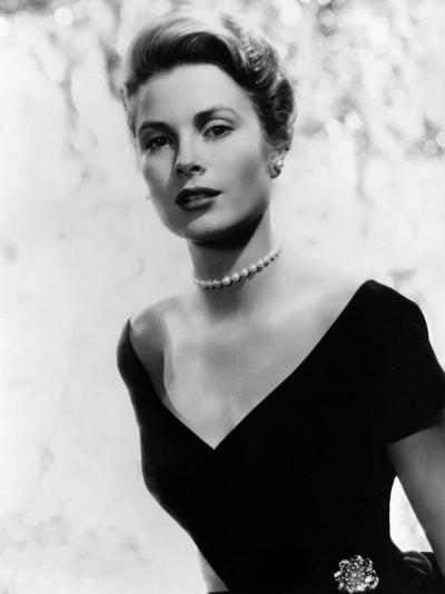 Grace Kelly, 1956--Photo