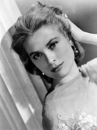 Grace Kelly, c.1950s--Photo