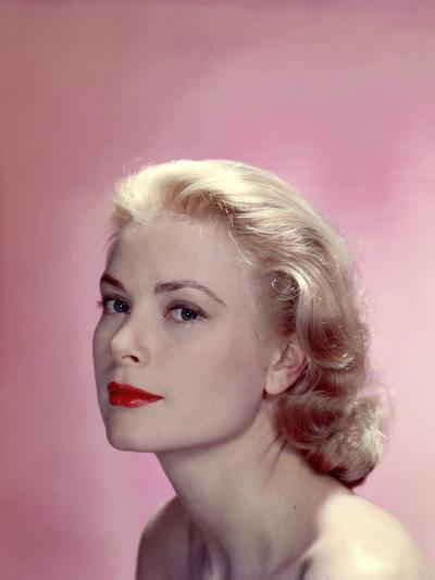 Grace Kelly in the 50's--Photo