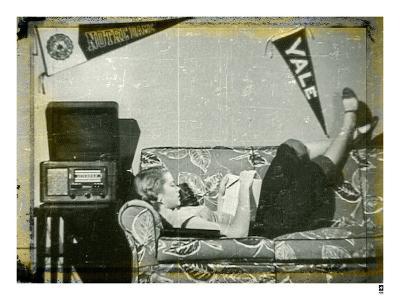 Grace Kelly XI-British Pathe-Giclee Print