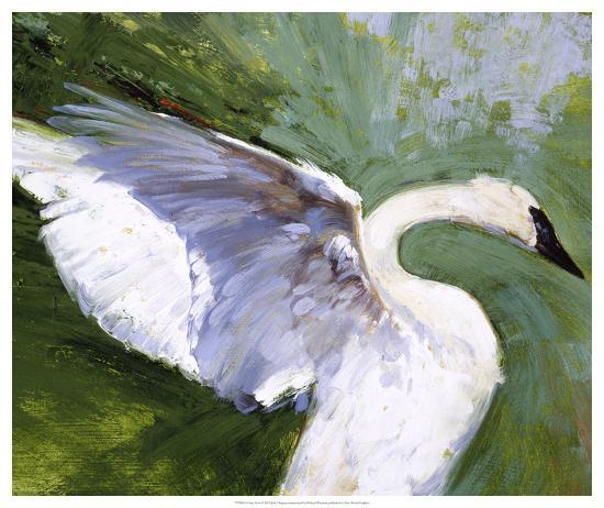 Grace Note-Julie Chapman-Art Print