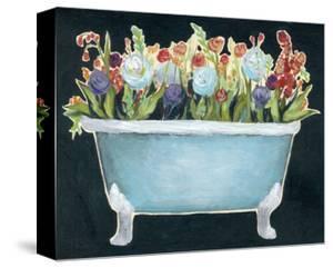 2-Up Bathtub Garden I by Grace Popp