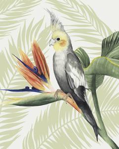 Avian Paradise I by Grace Popp