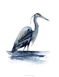 Azure Heron II by Grace Popp