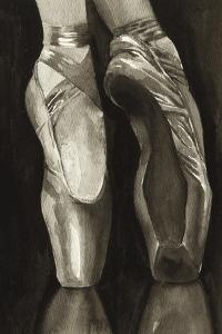 Ballet Shoes I by Grace Popp