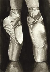 Ballet Shoes II by Grace Popp