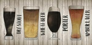 Beer Chart II by Grace Popp