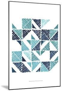 Beryl Block Print II by Grace Popp