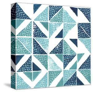 Beryl Block Print IV by Grace Popp