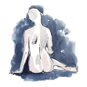 Blissful Solitude II by Grace Popp