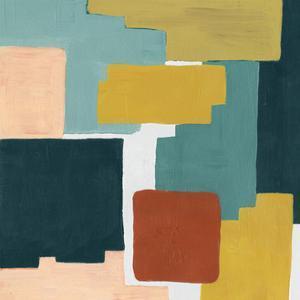 Block Abstract II by Grace Popp
