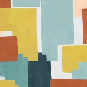 Block Abstract III by Grace Popp