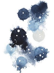 Blue Galaxy I by Grace Popp