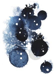 Blue Galaxy II by Grace Popp