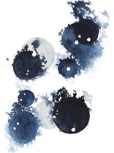 Blue Galaxy III by Grace Popp