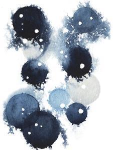 Blue Galaxy IV by Grace Popp