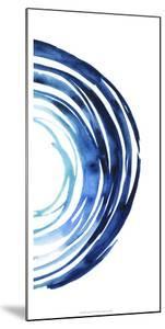 Blue Vortex II by Grace Popp