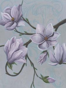 Branches of Magnolia I by Grace Popp