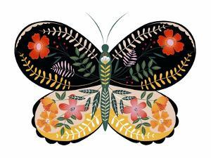Butterfly Petals I by Grace Popp