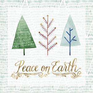 Christmas Tree Whimsy II by Grace Popp