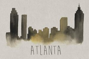 City Silhouettes I by Grace Popp