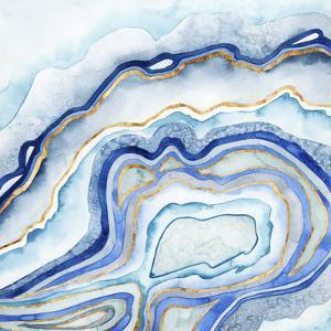 Cobalt Agate II by Grace Popp