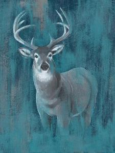 Contemporary White-Tail I by Grace Popp