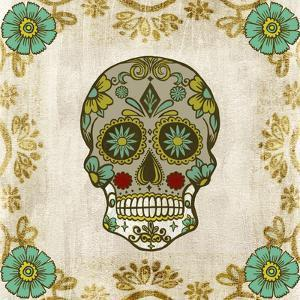 Day of the Dead I by Grace Popp